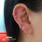 Double Band Clicker in the Conch